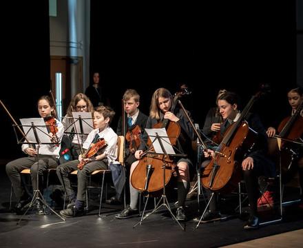 St mary magdalene academy islington music masterclass with composer okiem 4