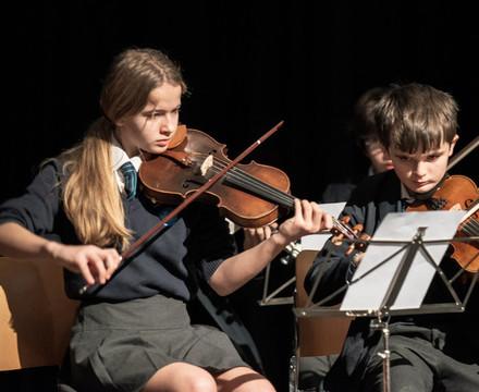 St mary magdalene academy islington music masterclass with composer okiem 5