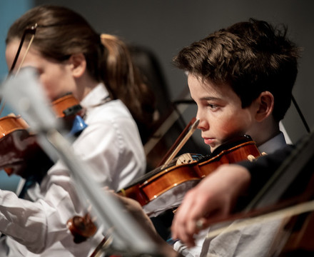 St mary magdalene academy islington music masterclass with composer okiem 6