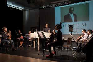 St mary magdalene academy islington music masterclass with composer okiem 7