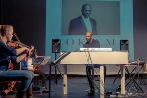 St mary magdalene academy islington music masterclass with composer okiem 9