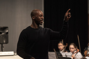St mary magdalene academy islington music masterclass with composer okiem 18