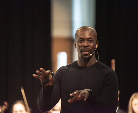 St mary magdalene academy islington music masterclass with composer okiem 19