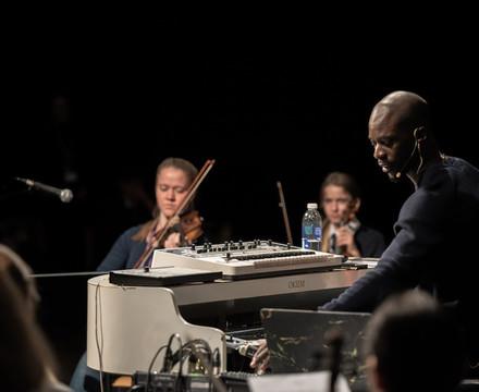 St mary magdalene academy islington music masterclass with composer okiem 32