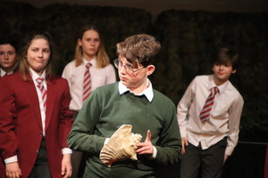 St mary magdalene academy islington lord of the flies drama production 3