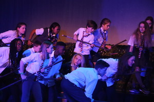 St mary magdalene academy islington lord of the flies drama production 6