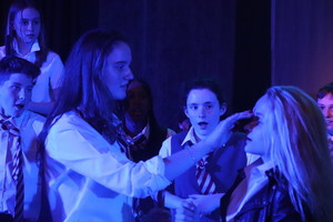 St mary magdalene academy islington lord of the flies drama production 7