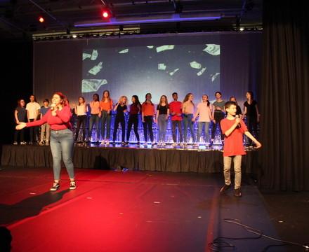 St Mary Magdalene Academy Islington, Drama Production   West End Live! 3