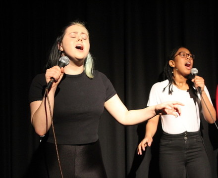 St Mary Magdalene Academy Islington, Drama Production   West End Live! 4