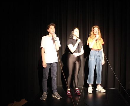 St Mary Magdalene Academy Islington, Drama Production   West End Live! 5