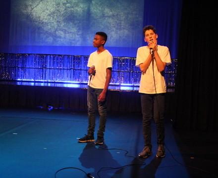 St Mary Magdalene Academy Islington, Drama Production   West End Live! 11