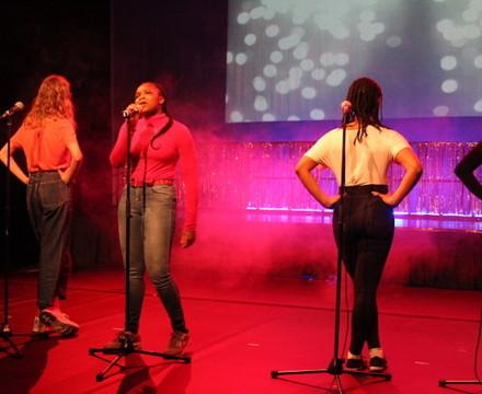 St Mary Magdalene Academy Islington, Drama Production   West End Live! 13