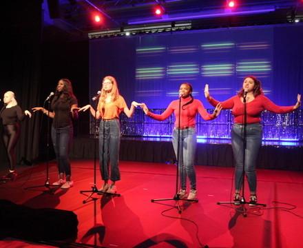 St Mary Magdalene Academy Islington, Drama Production   West End Live! 14