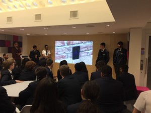 St mary magdalene academy islington business studies students devise a social media marketing campaign for three uk