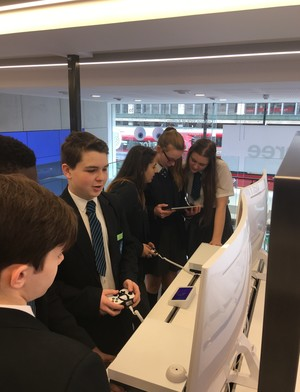 St mary magdalene academy business studies students devise a marketing campaign for three uk