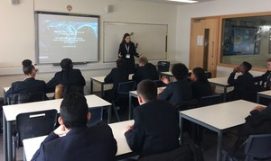 St mary magdalene academy islington year 9 careers day 2019