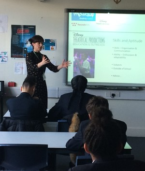 St mary magdalene academy islington year 9 careers day introducing students to a wide range of career options