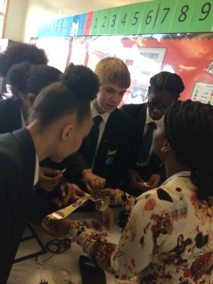 St mary magdalene academy islington year 9 enjoy a day of looking at careers