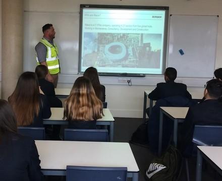 St mary magdalene academy islington year 9 students careers day