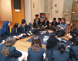 St mary magdalene academy islington year 10 students get a taste of st peters college oxford university june 2019