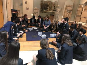 St mary magdalene academy islington year 10 students go to st peters college oxford university june 2019