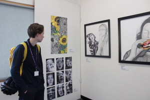 St mary magdalene academy islington a level art viewing