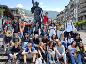 St mary magdalene academy school islington french language students enjoy an exchange to geneva