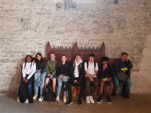 St mary magdalene academy school islington french language students go on an exchange to geneva