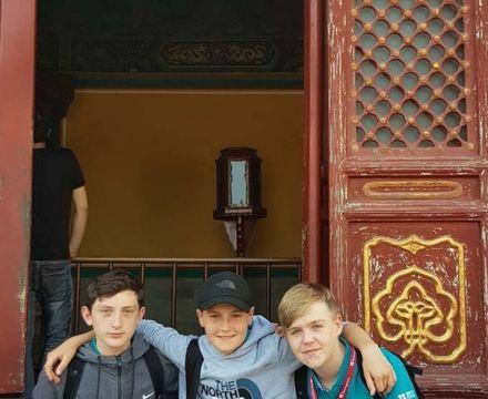 St mary magdalene academy secondary school islington mandarin students trip to china july 2019 by doors