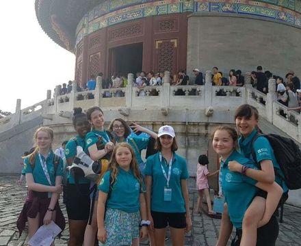 St mary magdalene academy secondary school islington mandarin students trip to china july 2019 forbidden city
