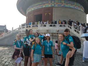 St mary magdalene academy secondary school islington mandarin students trip to china july 2019 forbidden city
