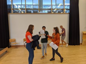 Sixth Formers at St Mary Magdalene Sixth Form  Islington London Celebrate Fantastic A Level Results, 2019