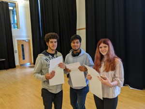 St Mary Magdalene Sixth Form  Islington London, Fantastic A Level Results for our Sixth Formers on Results Day 2019