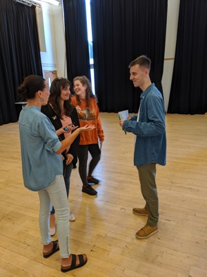 Sixth Form Students Celebrate Fantastic A Level Results at St Mary Magdalene Sixth Form  Islington London, Results Day 2019