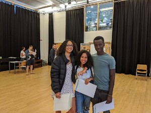St Mary Magdalene Sixth Form  Islington London, Fantastic A Level Results for Sixth Formers on Results Day 2019