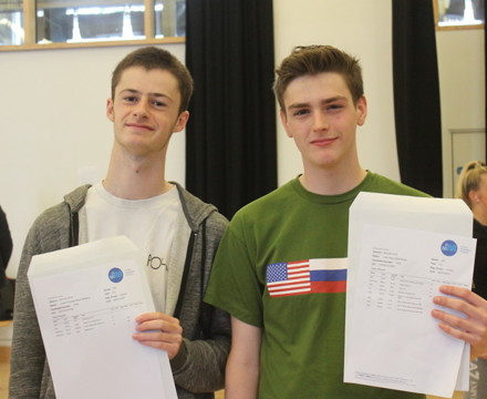 Islington st mary magdalene academy sixth form smma a level results day 2019