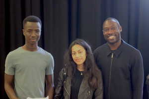 Sixth form students at st mary magdalene academy smma sixth form islington celebrate great a level results summer 2019