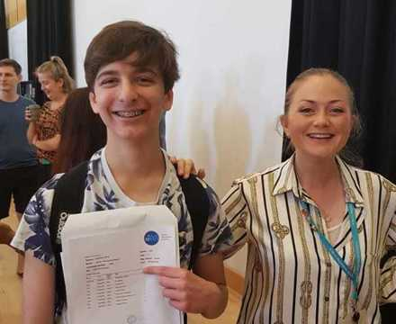 St mary magdalene academy sixth form islington smma gcse results day 2019