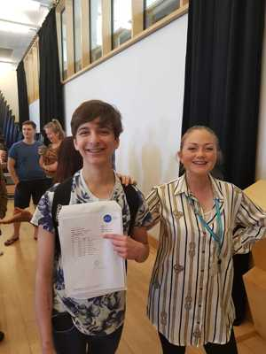 St mary magdalene academy sixth form islington smma gcse results day 2019