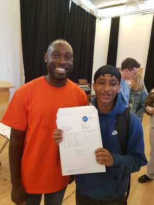 St mary magdalene academy sixth form smma islington students get great gcse results 2019