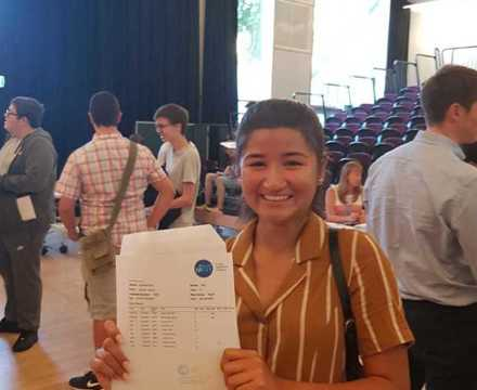 St mary magdalene academy smma islington great gcse results day 2019