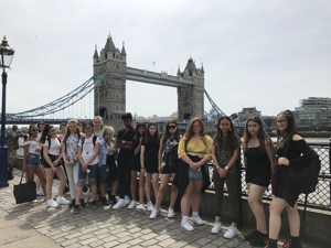 Smma st mary magdalene academy islington london summer activities week 2019 students at tower bridge