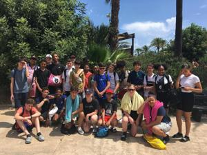 St mary magdalene academy london student activities summer 2019
