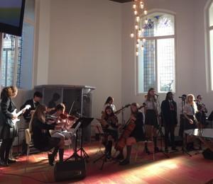 St mary magdalene academy islington 14 music students perform