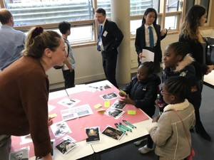 St mary magdalene academy islington secondary school london children at open evening admissions 2019