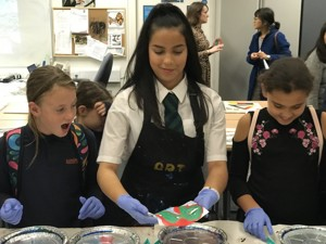 St mary magdalene academy islington secondary school london visitors amazed by science demonstrations at open evening admissions 2019jpg