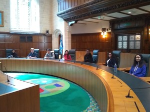 Islington sixth form students from st mary magdalene academy london visit supreme court 2019