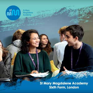 Sixth form at st mary magdalene academy london