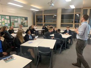 Sixth form open evening st mary magdalene academy islington november 2019