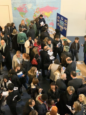 Sixth form open evening st mary magdalene academy islington london a busy evening to explore sixth form applications a level courses and subjects